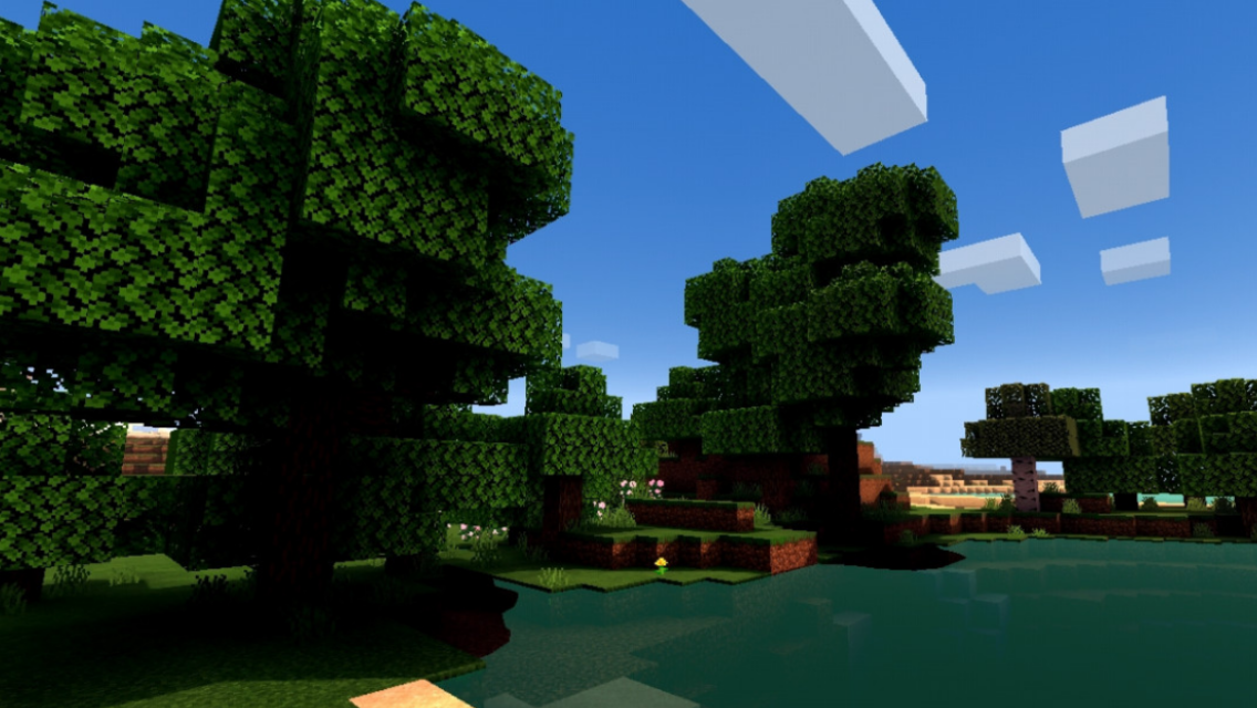 shaders pack image